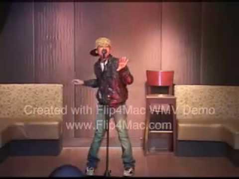 Michael Jackson Tribute - 13 y/o Jacob Latimore Capitol Records Showcase