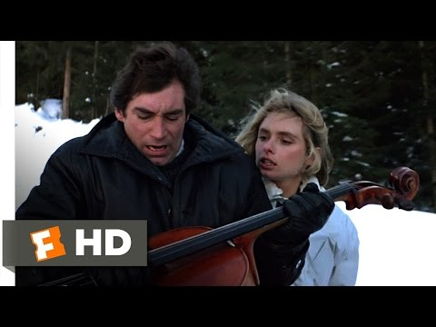 The Living Daylights (7/10) Movie CLIP - We Have Nothing to Declare! (1987) HD
