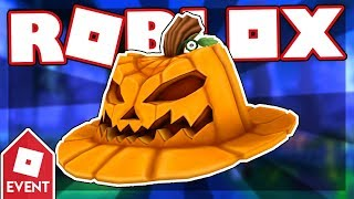 [EVENT] HOW TO GET THE PUMPKIN FEDORA IN HALLOW'S EVE: SINISTER SWAMP | Roblox