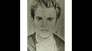 Desenho The Vampire Diaries=>desenho the vampire diaries ~ Imagens para colorir imprimíveis