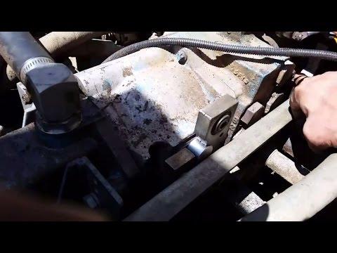 Bobcat creep repair - YouTube