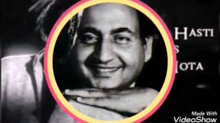 Happy Birthday Mohammad Rafi