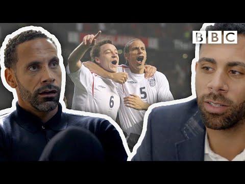 Anton and Rio Ferdinand on the John Terry fallout - BBC