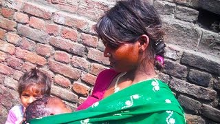 Taking money for delivery in Bhitridhih, Bihar — Video Volunteer Gyanti Devi Reports