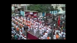 Nashik Dhol ....Rudra Pathak Pune 2012 Part 2