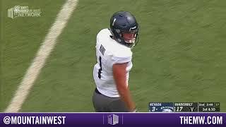 HIGHLIGHTS: Nevada Wolf Pack vs Vanderbilt