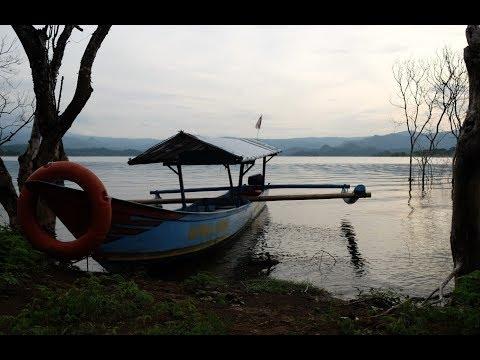 Wisata Alam Waduk Jatigede Sumedang - WADUK TERBESAR DI ASIA TENGGARA