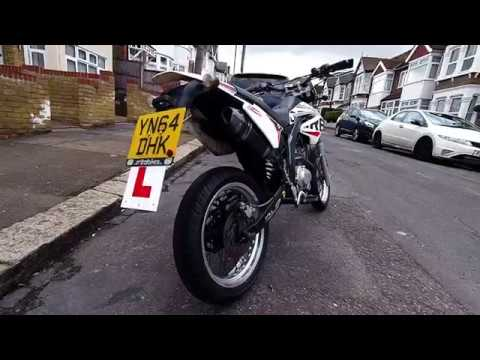 Derbi Senda Baja 125cc Supermoto ***FOR SALE***