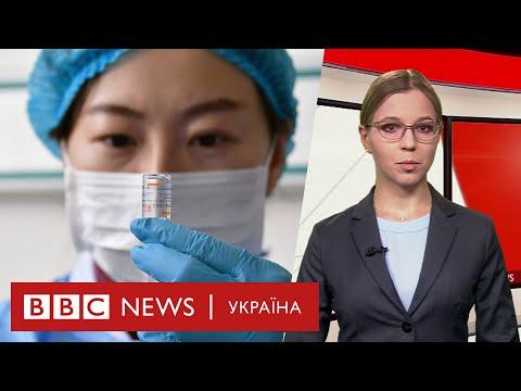 Made in China: чи безпечна китайська вакцина. Випуск новин 13.01.2021