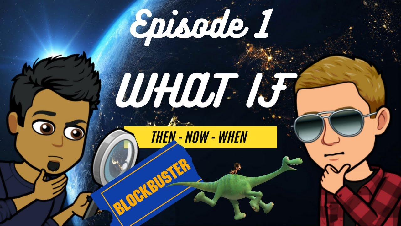 Download Episode 1 Dinos and Blockbuster
