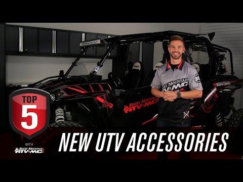 Tusk UTV Horn & Signal Kit Install - YouTube