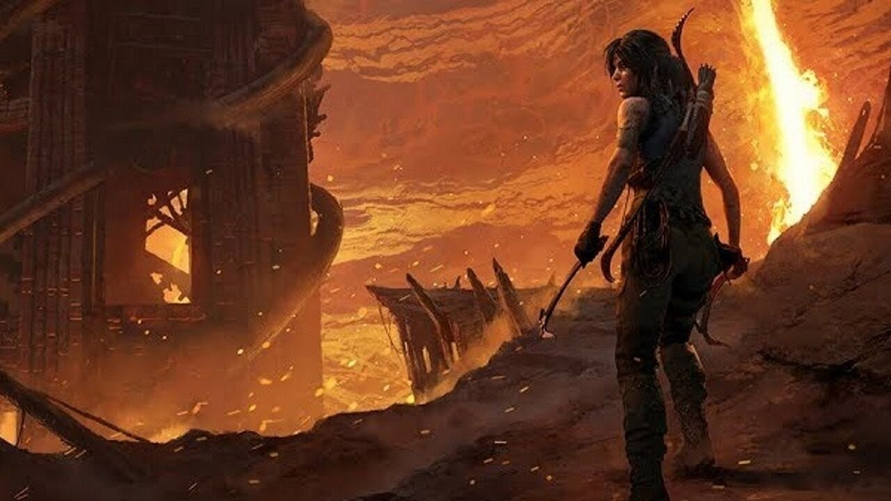 Shadow of the Tomb Raider: The Forge DLC - Ultimate Challenge Tomb on tomb raider cliffside bunker previous inhabitants, tomb raider challenge mapguide, game of thrones interactive map,