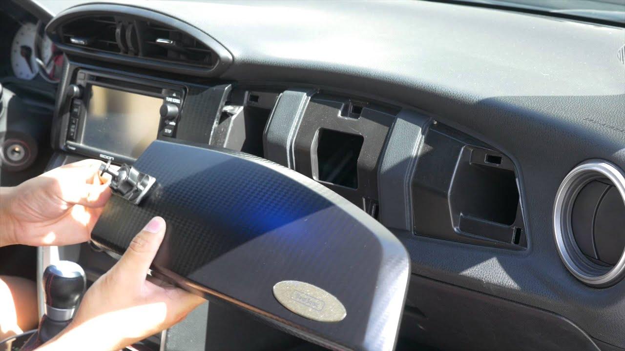 BeatSonic QBF13 Smartphone Holder for Scion FRS  Subaru