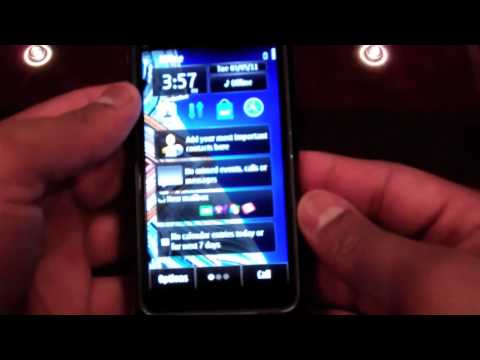 Nokia E7 بالعربي