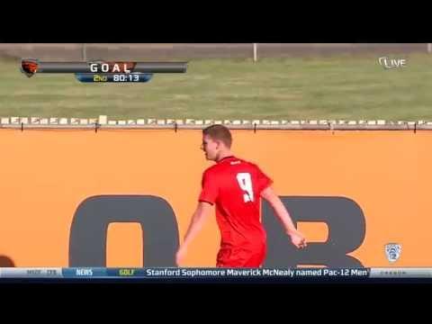 Oregon State Men's Soccer Beats #13 CAL, 6-2