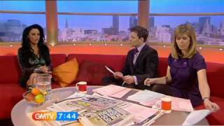 Katie Price First Interview on GMTV After Marriage to Alex (Part Two)09/02/2010
