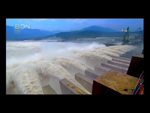 A tour of the Three Gorges Dam