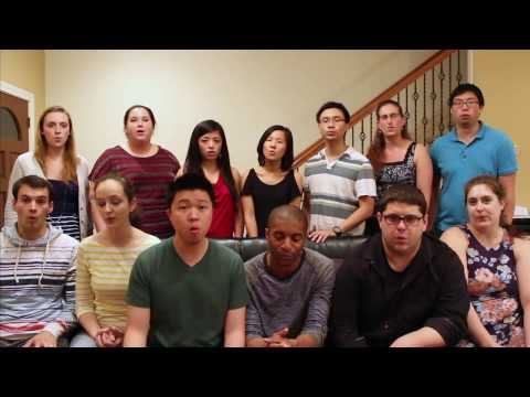 Radioactive (Imagine Dragons) - BCM Docappella (A Cappella cover)
