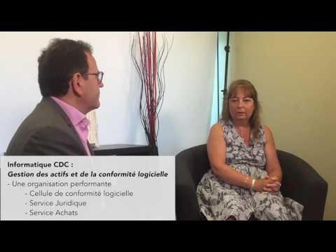 Témoignage d'Informatique CDC et d'Oracle sur l'Asset Management