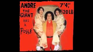 Andre the Giant NJPW theme song