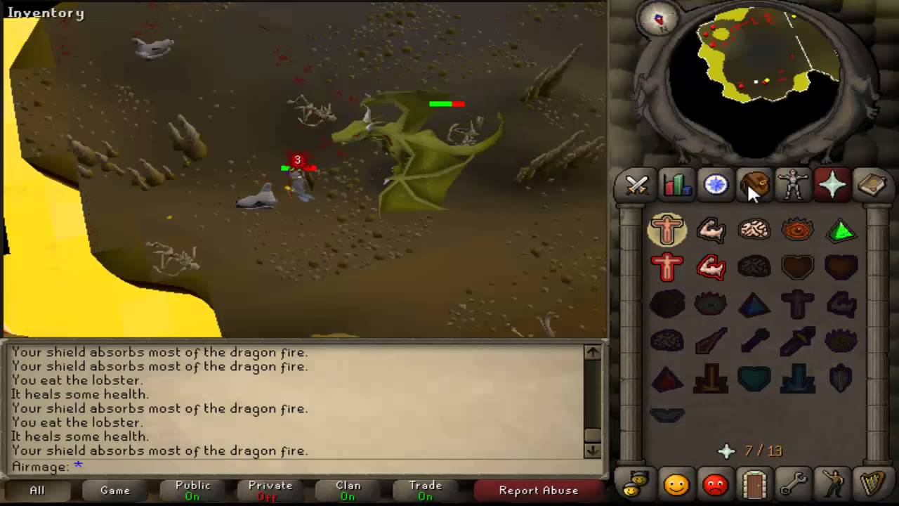 dragon slayer quest guide 2007