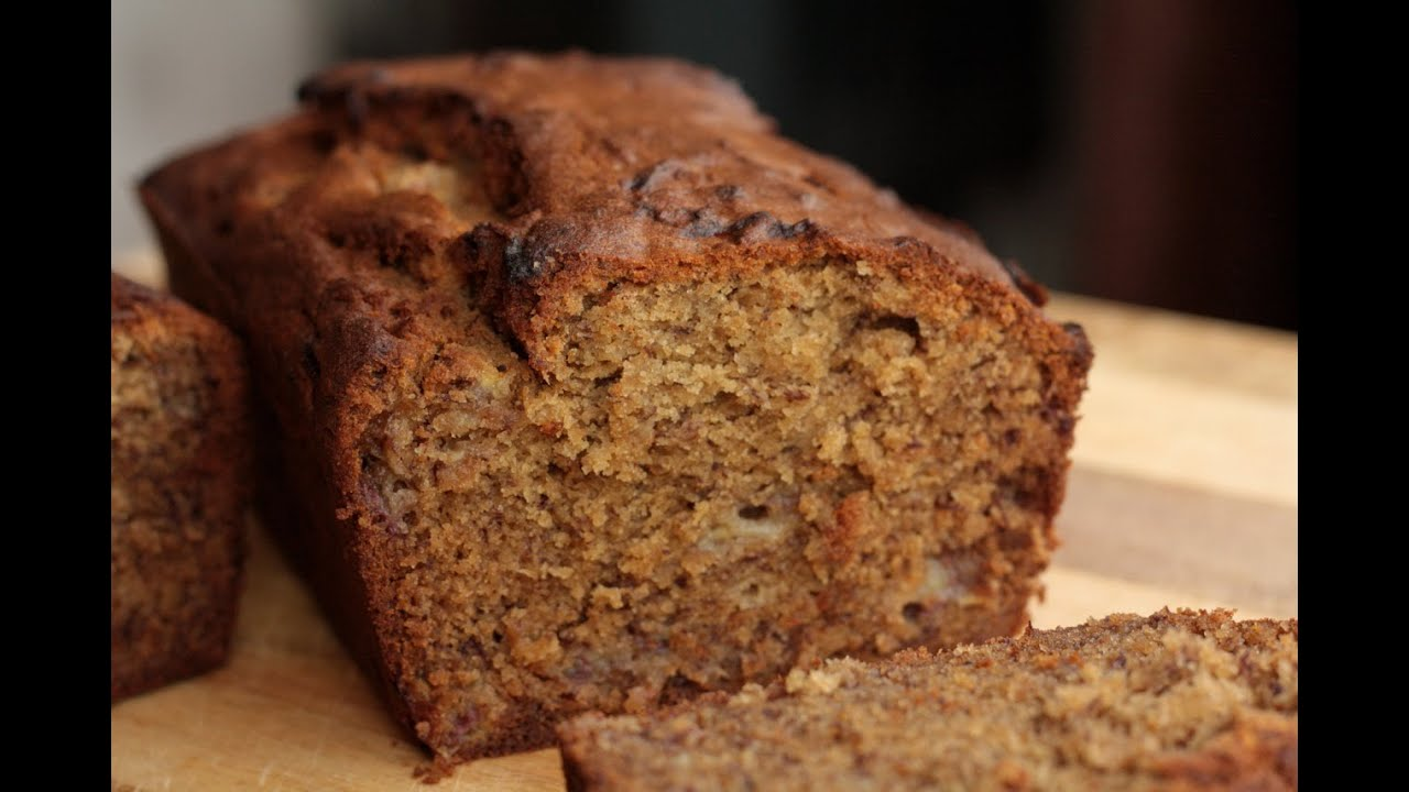 Gluten free banana bread recipe youtube forumfinder Image collections