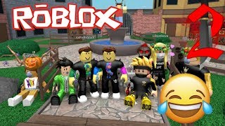 THEY WANT TO GIVE THE SPANKING LILCE! :D * FUNNY * | ROBLOX EN