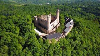 DJI Mavic Pro - Footage & Aerial Shots | 4K Sample: My home is my castle Part 1