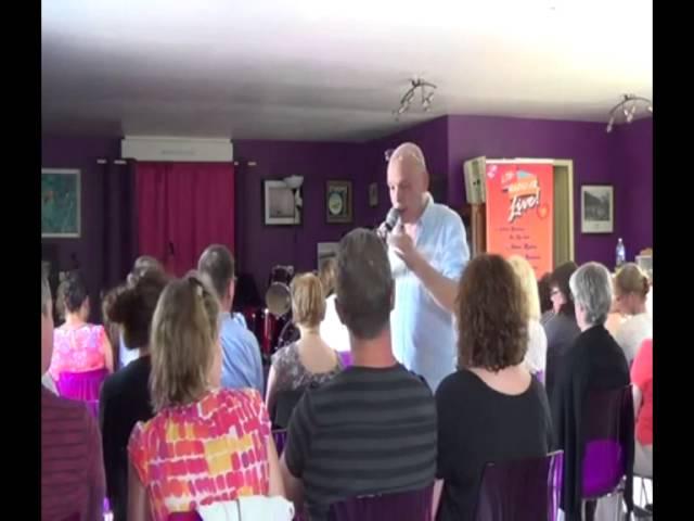 Conférence médiumnique à Rouen - Hyper empathie médiumnité publique - 8 mai 2016
