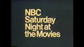 1978 NBC Saturday Night At The Movies Intro The Land That Time Forgot