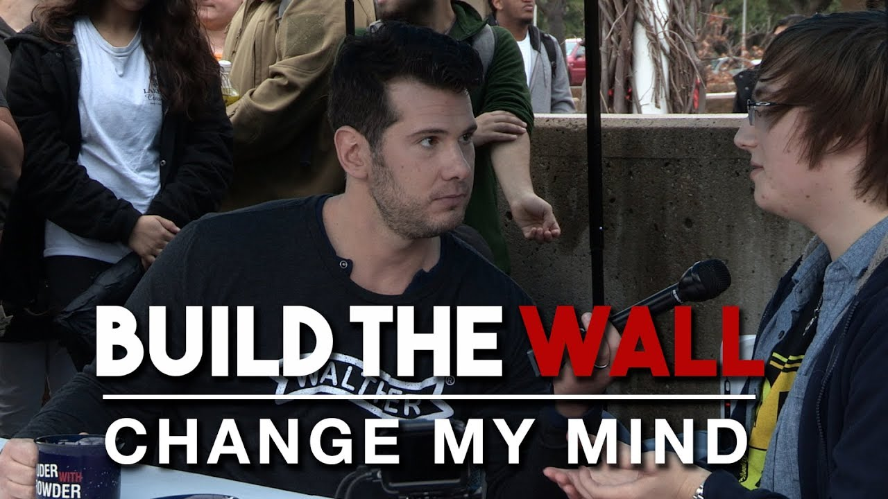 Build The Wall (2nd Edition) | Change My Mind