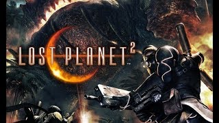 Lost Planet 2 PS3 gameplay