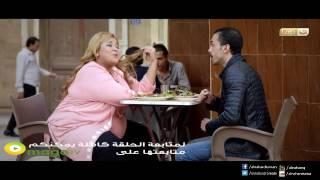 على طريقة شادية و عبد الحليم حافظ  ،تمام و تهاني حب في المسمط في  ليالي الحلمية