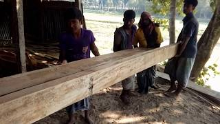 Perfect Finishing for Wood Cutting to Made Furniture in Saw Mill Asia-BD/Rain Tree Wood Cutting BD