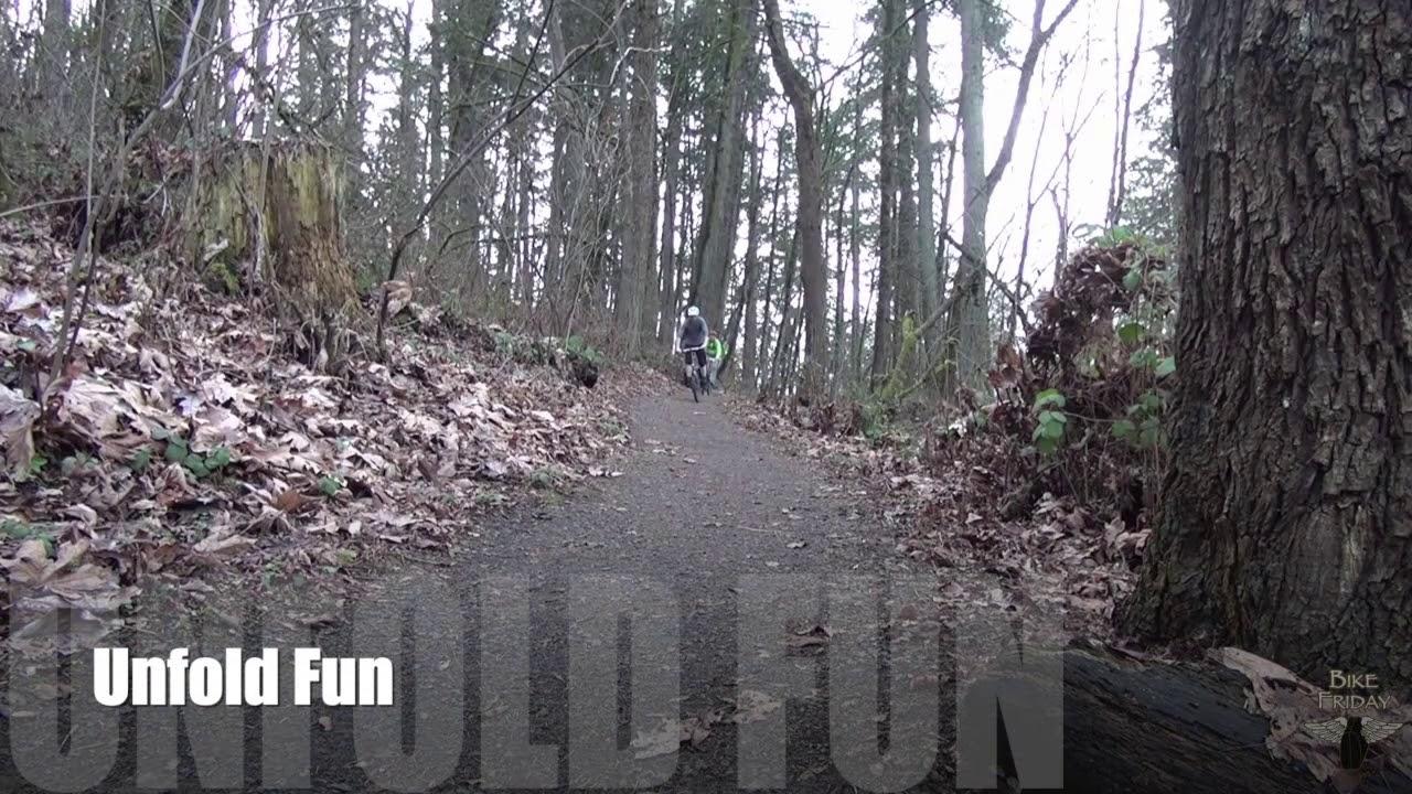 Life Unfolded With The Bike Friday Diamond Llama Youtube