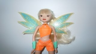 Winx Club:stella Charmix Toys R Us Exclusive Doll Review