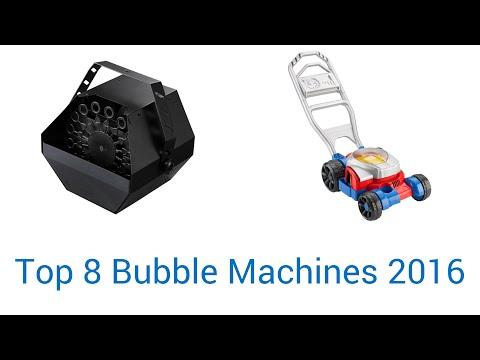 8 Best Bubble Machines 2016