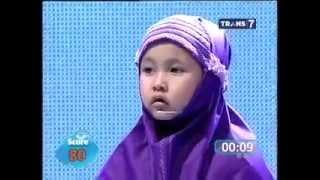 Malezyalı Minik Hafız Kaisa