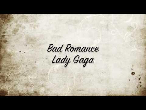 Bad Romance - Lady Gaga + (DOWNLOAD LINK)