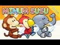Lagu Anak Indonesia | Minum Susu