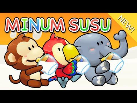 Lagu Anak Indonesia   Minum Susu