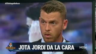 """Jota Jordi: """"Si fuese madridista, estaría aún más preocupado con Isco"""""""