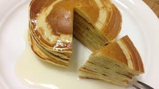 នំពងមាន់ ( Pan Cake )