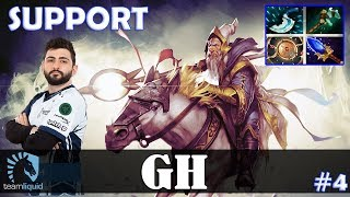 GH - Keeper of the Light Offlane | SUPPORT | Dota 2 Pro MMR Gameplay #4
