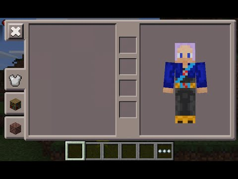 Minecraft PE Trunks Skin Costume YouTube - Skins para minecraft pe trunks