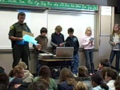 Canyon Rim Elementary School Presentation - Peer Pressure