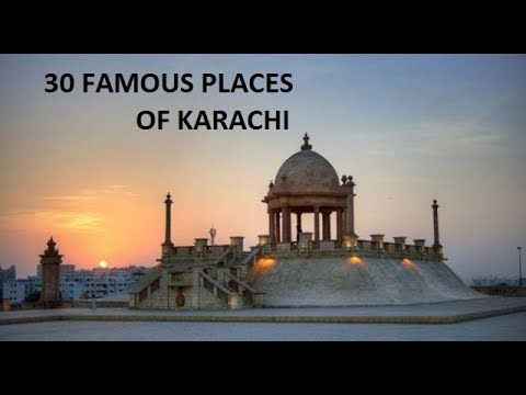 Top 30 Famous Places of Karachi | You Should Visit
