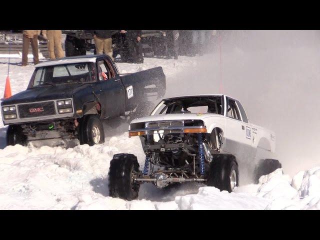 Griztek Snow Challenge 2014 EXTENDED
