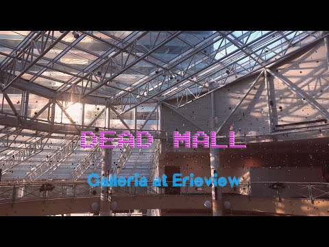 Galleria At Erieview | DEAD MALL In Downtown Cleveland