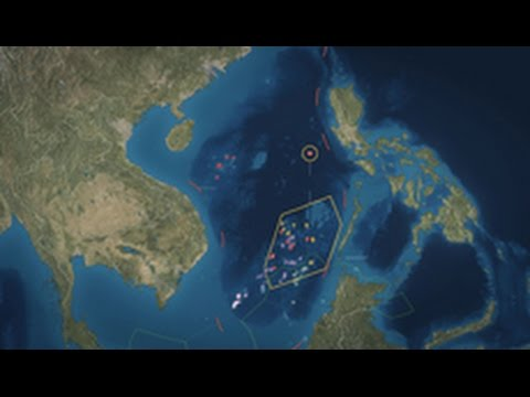 What Us Intelligence Thinks About China S Militarization Of The South China Sea